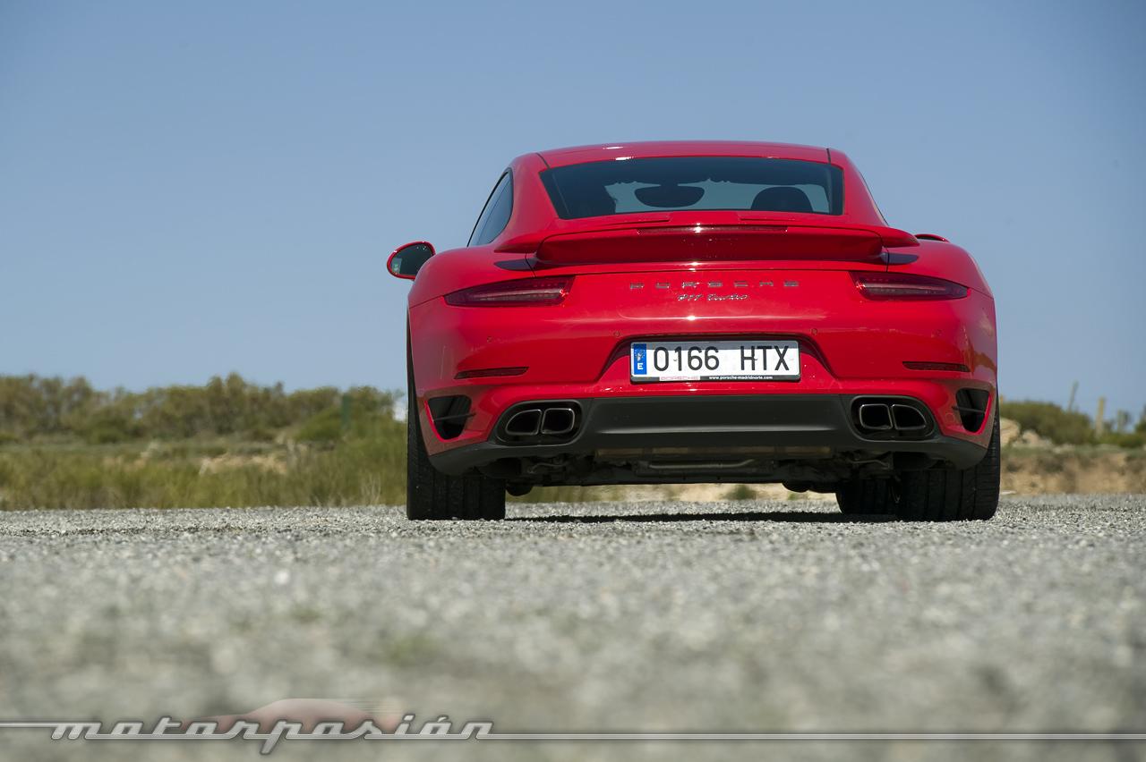 Foto de Porsche 911 Turbo (prueba) (5/33)