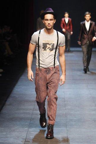 Dolce & Gabbana Otoño-Invierno 2011/2012 en la Semana de la Moda de Milán