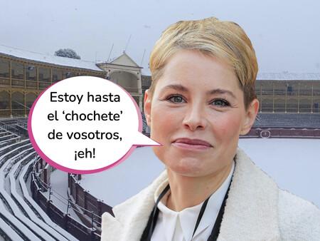 ¿Es Soraya Arnelas taurina, pero llora por las ramas caídas a causa de la nieve? La cantante rompe su silencio para zanjar la polémica