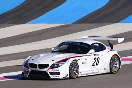 BMW Z4 GT3. Otro GT3 más para la parrilla