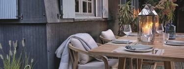 14 mesas de comedor de terraza y jardín, de Maisons du Monde, para toda la familia