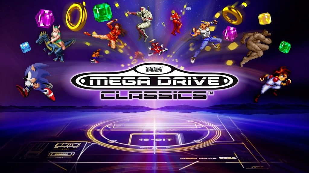 SEGA Mega Drive Classics nos invadirá de nostalgia en invierno en Nintendo Switch