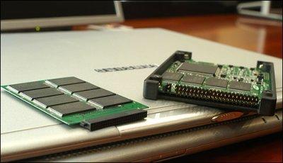 Disco duro flash de 16 gigas para PC
