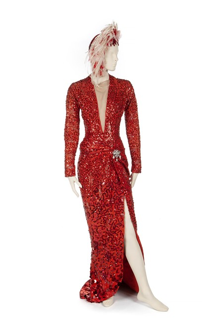 Vestidos Marylin Monroe 1
