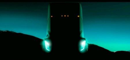 El camión de Tesla se presentará el 26 de octubre, y este es el panorama que se va a encontrar