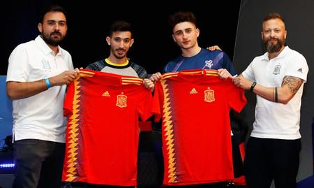España ya tiene representantes para la FIFA eNations Cup, Zidane 10 y Xexu vestirán la camiseta roja