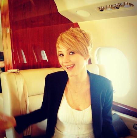 Toca renovarse: Jennifer Lawrence se pasa al corte <im>pixie</im>