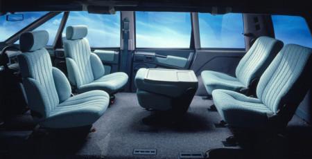 Renault Espace 1984 interior