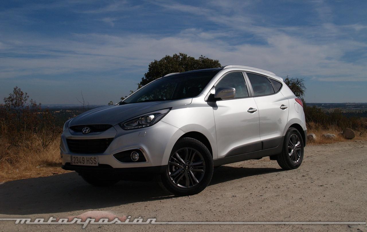 Foto de Hyundai ix35  (miniprueba en Madrid) (6/23)