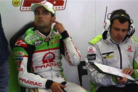 Héctor Barberá ficha por el Avintia BQR de MotoGP por dos temporadas