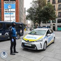 El certificado para ir a trabajar pasa a ser obligatorio en Madrid durante el estado de alarma: la Policía Municipal ya multa