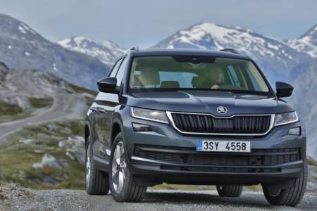 Škoda Kodiaq, los checos entran al segmento SUV por la puerta grande