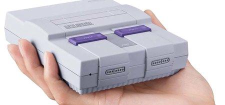 Es oficial: el SNES Mini costará 2,499 pesos en México