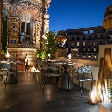 De Madrid al cielo: la terraza más fascinante de la capital la tienes en Casa Decor 2021