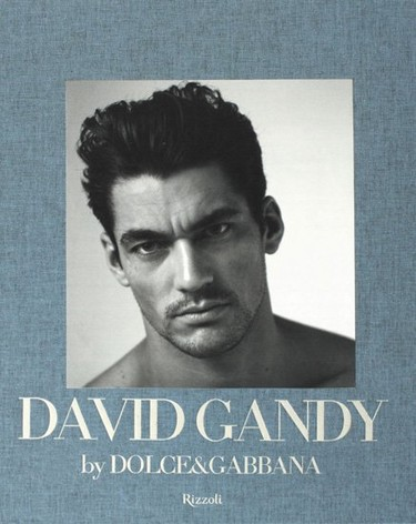 David Gandy en el salón