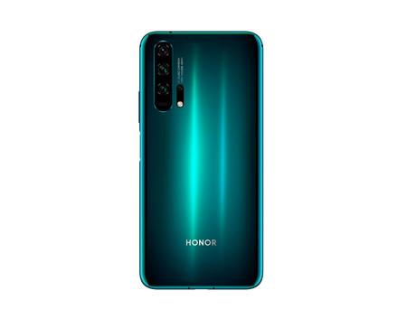 Honor 20 Pro Azul Trasera 01