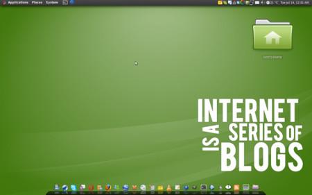 Entornos gráficos en Linux, apps para las vacaciones y más. Internet is a Series of Blogs (CCXI)