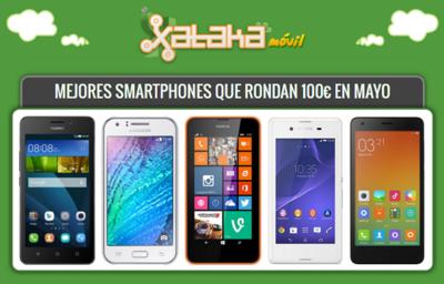 35 smartphones libres que rondan los 100 euros y comparativa de precios con los operadores