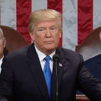 Donald Trump agradece la repatriación fiscal de Apple en su Discurso sobre el Estado de la Nación