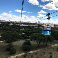 Tienes una oportunidad única para visitar el teleférico de Madrid