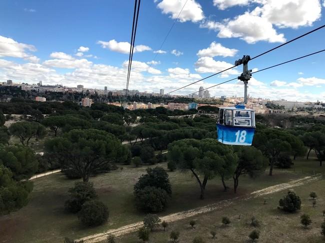 Teleferico Madrid