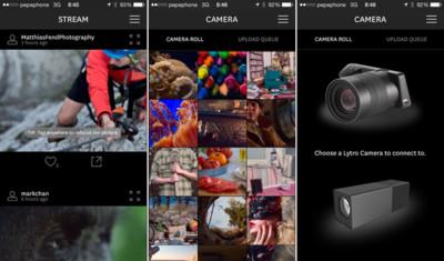 Lytro Mobile, disfrutando de las fotografías de enfoque dinámico en la palma de la mano