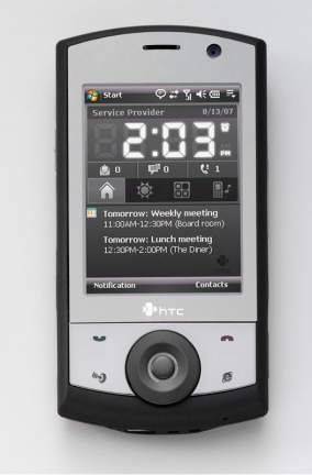HTC Touch Cruise, añadido GPS