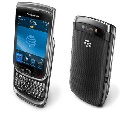 Precios Blackberry Torch con particulares Vodafone