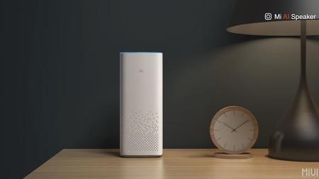 Xiaomi Mi AI Speaker: el nuevo altavoz conectado de Xiaomi sigue la estela de Amazon Echo y Google Home