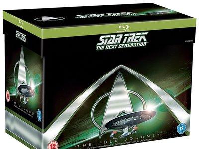 Star Trek: La Nueva Generación, en Blu-ray, por 49,89 euros y envío gratis