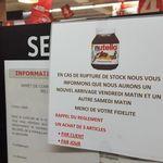 """""""Pour du Nutella"""": caos en los supermercados franceses por un descuento del 70% en la crema de chocolate"""