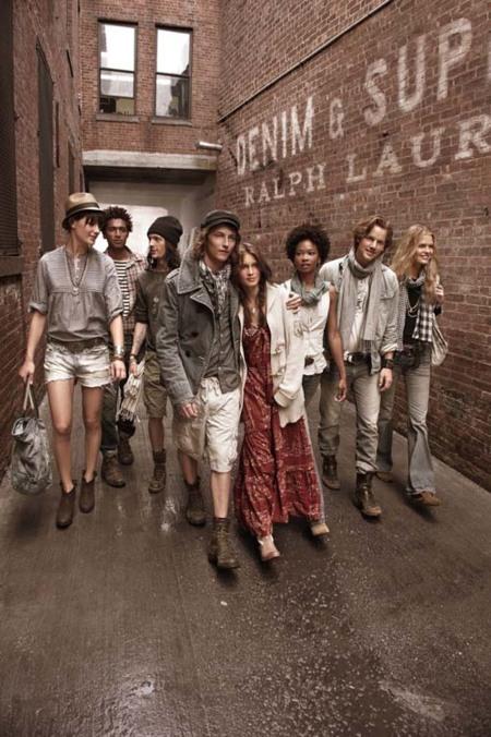 Denim&Supply Ralph Lauren Primavera-Verano 2012
