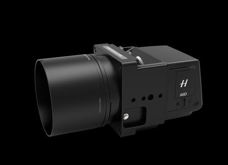 Hasselblad presenta la A6D-100c, una cámara aérea industrial con un sensor de formato medio y 100 megapíxeles