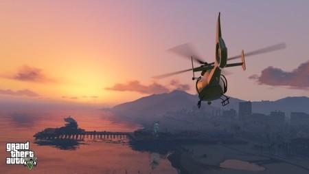 Imagen de la semana: el mapa de 'GTA V'