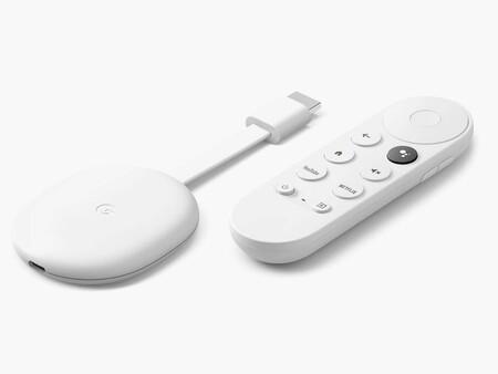 Nuevo Chromecast con Google TV: video 4K HDR, Dolby Atmos, Android TV y control remoto para no depender del smartphone