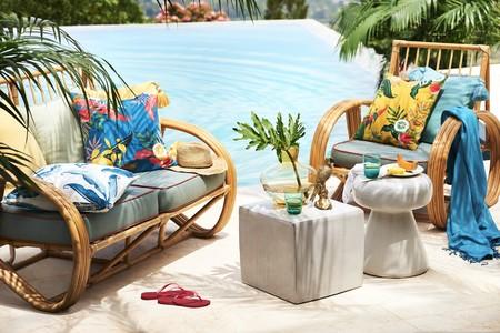 El verano más divertido y tropical llega con el sol, de la mano de H&M Home
