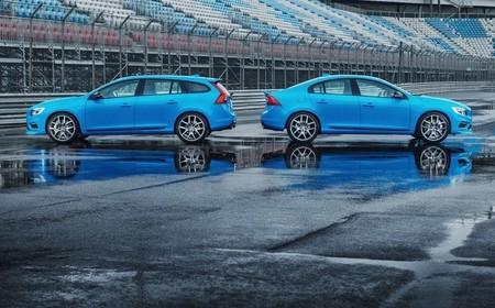 Volvo S60 y V60 Polestar, en vídeo molan mucho más