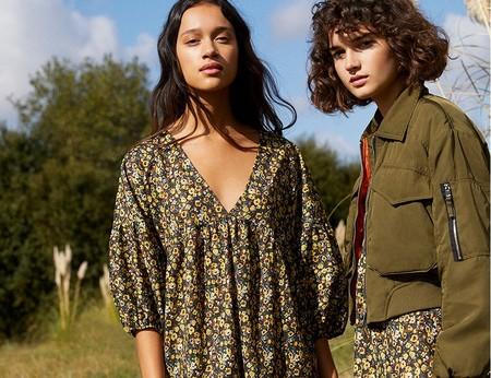 11 vestidos anchos de las rebajas de Pull&Bear que prometen convertirse en nuestros favoritos las 24 horas del día