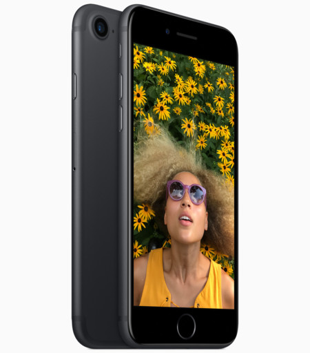 Apple Iphone7 Matblk 2up