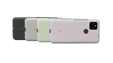 Google Pixel 5a Oficial Diseno Color Fundas