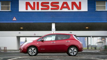 El Nissan Leaf inicia su producción europea