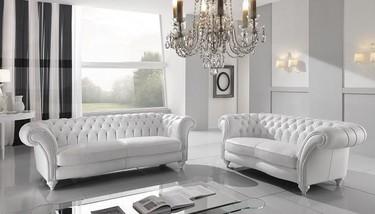 El sofá Chesterfield, un sofá que nunca pasa de moda