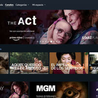 Amazon Channels llega a España con MGM, Starzplay y Mubi entre los canales del nuevo servicio de la plataforma