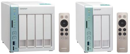 QNAP presenta sus nuevos NAS multimedia capaces de reproducir vídeo 4K