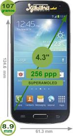 S. Galaxy S4 mini