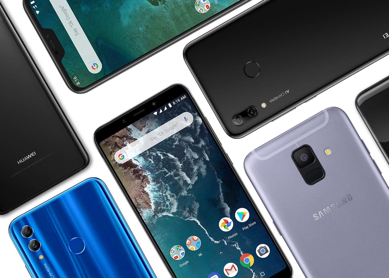 351286aecb6 Los mejores móviles de gama de entrada de 2019