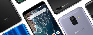 The best mobile range of entry 2019