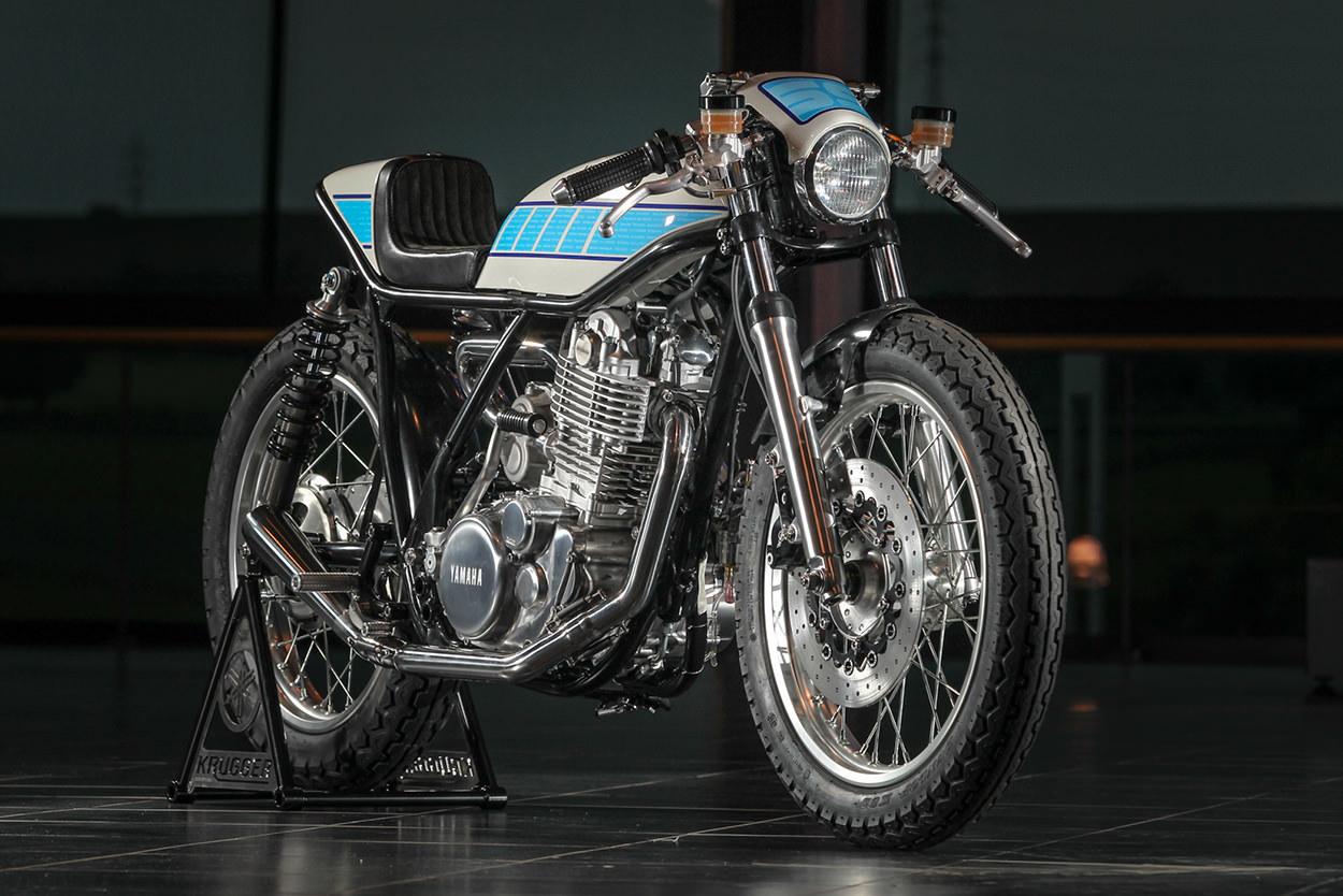 Yamaha SR400 Krugger