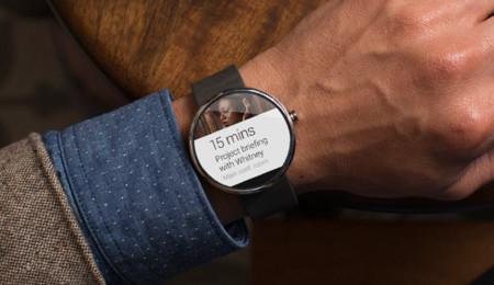 Moto 360, el reloj de Google que debería haber presentado Apple