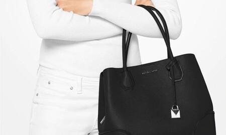 El regalo perfecto para Reyes es este bolso Michael Kors de piel para llevar a todas horas (rebajadísimo en El Corte Inglés)